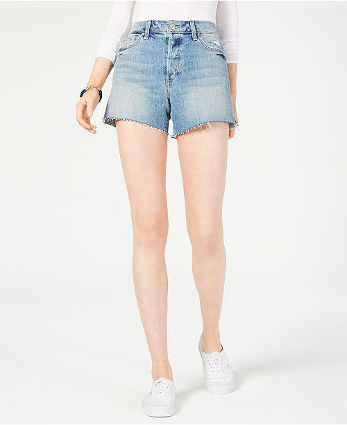 Joe's Jeans Joe's Smith High-Rise Denim Shorts