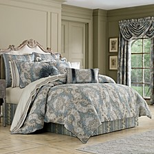 J Queen Crystal Palace Queen Comforter Set