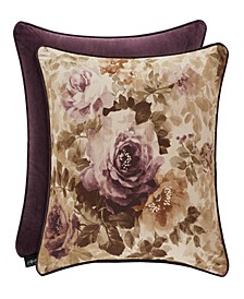 "J Queen Grace 20"" Square Decorative Pillow"