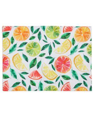 """Citrus Bliss 13"""" x 18"""" Placemat"""
