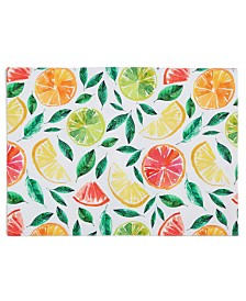 "Fiesta Citrus Bliss 13"" x 18"" Placemat"