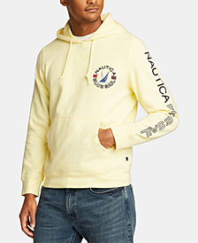 Nautica Men's Blue Sail Hoodie, Created for Macy's