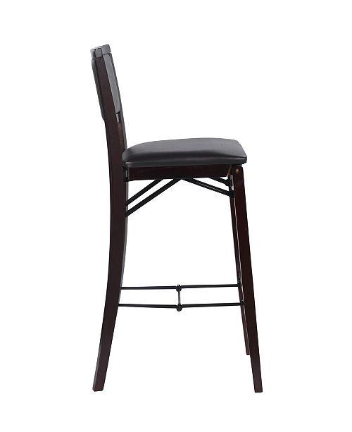 Enjoyable Keira Folding Bar Stool Inzonedesignstudio Interior Chair Design Inzonedesignstudiocom