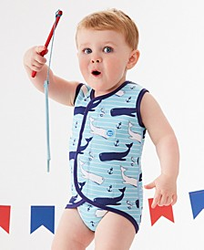 Baby and Toddler Baby Wrap Wetsuit