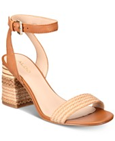 7ac5dbcc4fe ALDO Women s Sandals and Flip Flops - Macy s