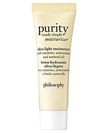 Choose your Free Purity Hero with any $35 Philosophy Purchase!