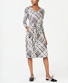Weekend Max Mara Urago Jersey Dress