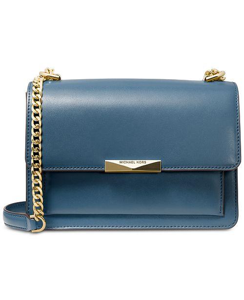 dd3513297ce6 Michael Kors Jade Shoulder Bag   Reviews - Handbags   Accessories ...