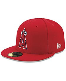 Boys' Los Angeles Angels Authentic Collection My First Cap