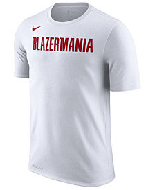 Nike Men's Portland Trail Blazers  Earned Edition T-Shirt