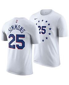 Nike Men's Ben Simmons Philadelphia 76ers Earned Edition Player T-Shirt