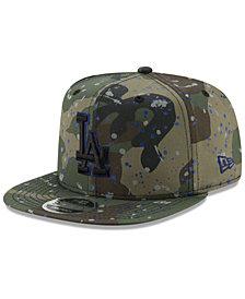 New Era Los Angeles Dodgers Camo Spec 9FIFTY Snapback Cap