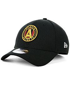 New Era Atlanta United FC Team Classic 39THIRTY Stretch Fitted Cap