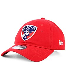 New Era FC Dallas Core 9TWENTY Strapback Cap