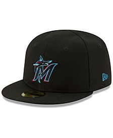 Boys' Miami Marlins Authentic Collection My First Cap