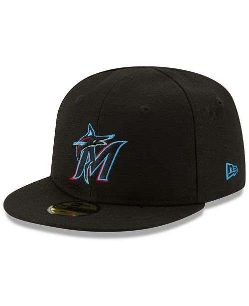 New Era Boys' Miami Marlins Authentic Collection My First Cap
