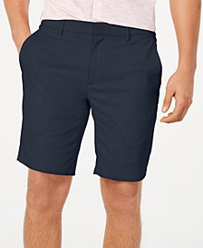 "Men's AlfaTech Stretch Waistband 9"" Shorts, Created for Macy's"
