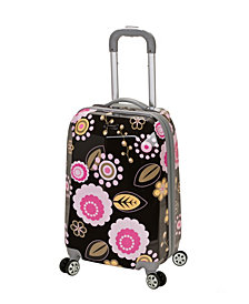 """Rockland 20"""" Polycarbonate Carry-On"""