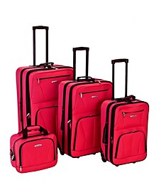 4-Pc. Softside Luggage Set