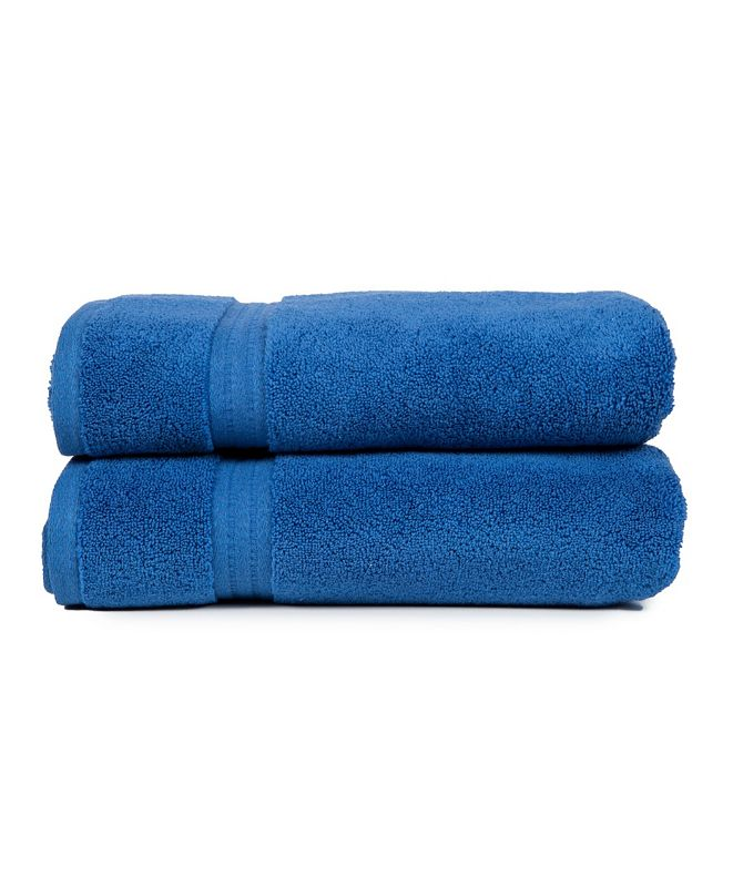 IGH Global Corporation Zero Twist Cotton Bath Towels