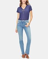 f05482cfa9d5 NYDJ Barbara Tummy-Control Bootcut Jeans