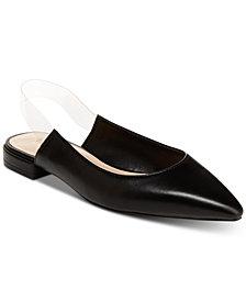 Nanette by Nanette Lepore Faith Pointed-Toe Flats