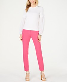MICHAEL Michael Kors Smocked Sweater & Miranda Pants