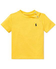 Polo Ralph Lauren Baby Boys Cotton T-Shirt