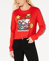 Love Tribe Juniors  Peel Out Mario Kart Graphic T-Shirt 538051c13