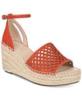 471ac0081ffd Franco Sarto Calabria Platform-Wedge Espadrille Sandals