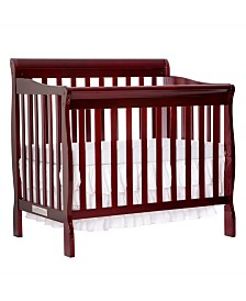Dream On Me Aden 4 in 1 Mini Crib
