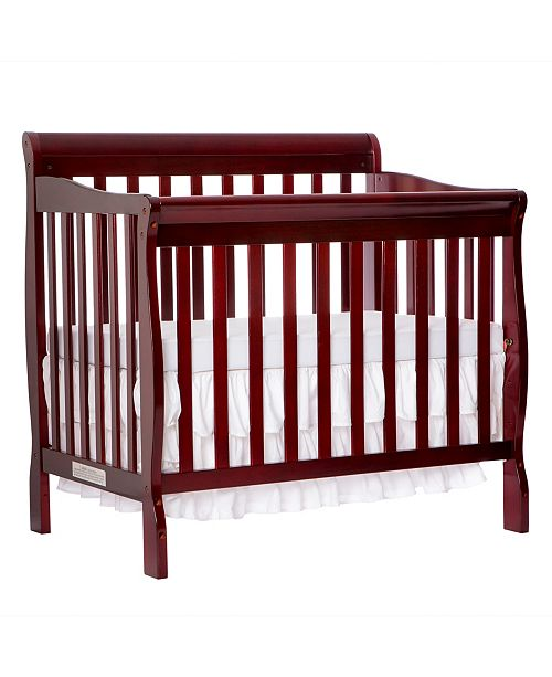 Dream On Me Aden 4 in 1 Mini Crib