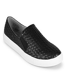 Wanted Slip On Sneaker With Woven Upper