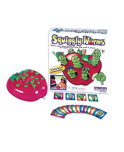 Pressman Toy Pressman - Squiggly Worms