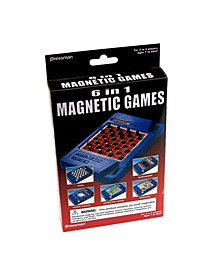 - 6 In 1 Magnetic Games