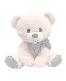 First and Main - Ivory Tumbles Bear Plush, 10 Inches