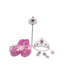 Lucky Toys - Princess Beauty Set, 7 Pieces