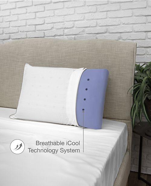 Sensorpedic Idealoft Memory Foam Amp Fiber Gusseted Bed