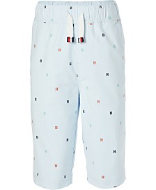 Tommy Hilfiger Little Boys Printed Pull-On Shorts