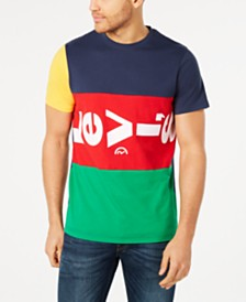 Levi's® Men's Artesia Colorblocked Logo Graphic T-Shirt