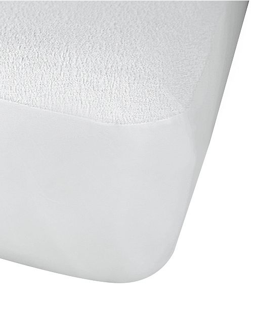 Protect-A-Bed Twin Premium Cotton Terry Waterproof Mattress Protector