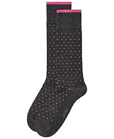 Alfani Men's Patterned Socks, Created for Macy's