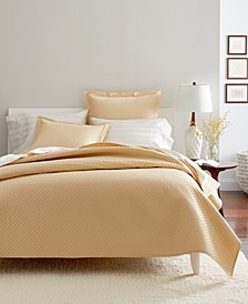 Cotton 3-Pc Quilted King Coverlet, Created for Macy's
