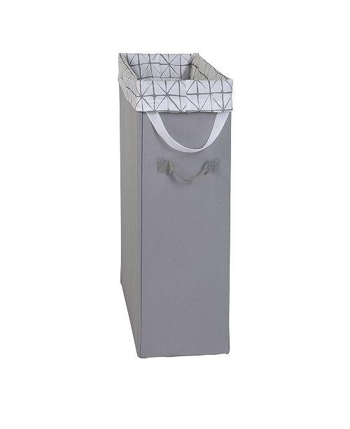 Neatfreak Slim Space-Saving Fabric Laundry Hamper with EVERFRESH® Odor Control