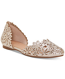 I.N.C Women's Cherilyn Flats, Created for Macy's