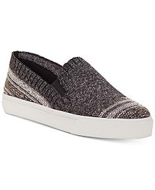 I.N.C. Women's Sammee Slip-On Sneakers, Created for Macy's