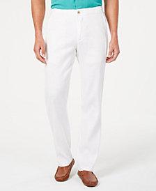 Tommy Bahama Men's Big & Tall Linen Pants