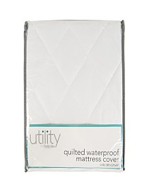 Tadpoles Quilted Waterproof Mattress Cover