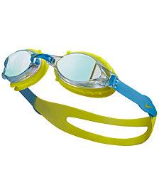 Nike Chrome Mirror Goggles, Little Boys & Girls & Big Boys & Girls