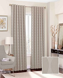 "Adalyn Blackout 52"" x 108"" Curtain Panel"